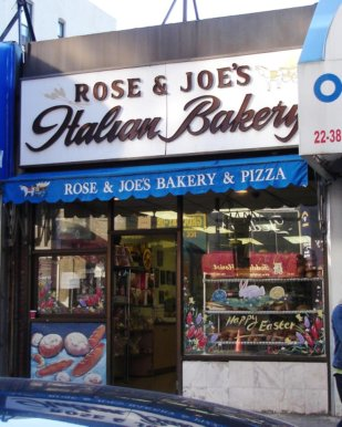 Rose and Joe's Italian Bakery
