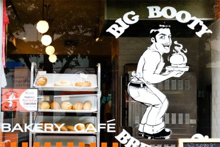 Big Booty Bread Co.